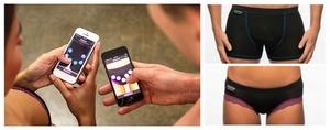 Pomocí aplikace v chytrém telefonu můžete vzrušovat partnera ve fundawear spodním prádle kdekoliv a kdykoliv.
