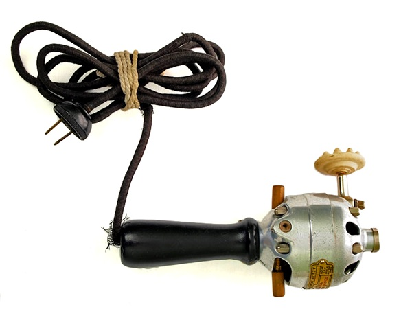 Hamilton Beach - první seriově vyráběný vibrátor do domácnosti