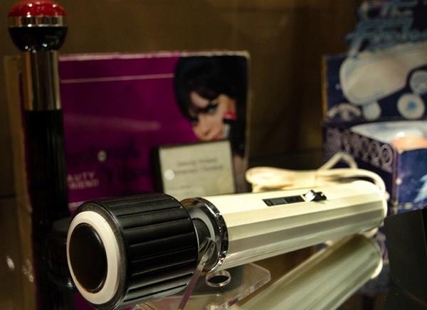 Jeden z prvních modelů Hitachi Magic Wand - současného světového bestselleru