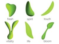 Celá řada EKO vibrátorů Leaf