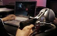 Herní zařízení Nonvit Falcon pro realistické snímání pohybu