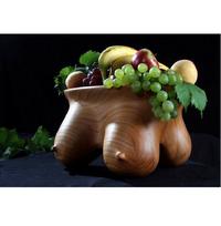 Prsatá miska na ovoce. Také se vám sbíhají sliny?