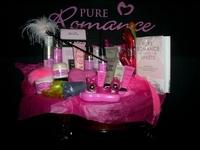 Ukázka prezentace jedné z pořadatelských firem Pure Romance