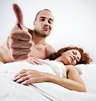 Masturbace je plnohodnotným tréninkem na partnerský sex. Těžko na cvičišti, lehko na bojišti.