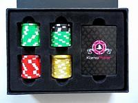 Krabička KamaPokeru nemá daleko do opravdového poker kufříku.