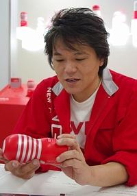 Designer Koichi Matsumoto