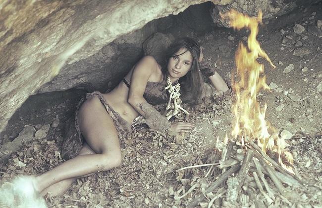 Od dob, co se bydlí v jeskyních, je muž lovec!