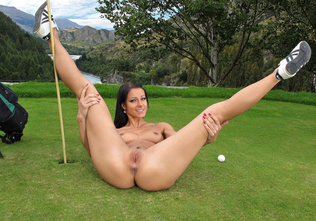 Golfer sex