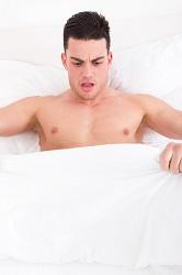Erektilní dysfunkce je jednou z nejčastějších sexuálních poruch u mužů
