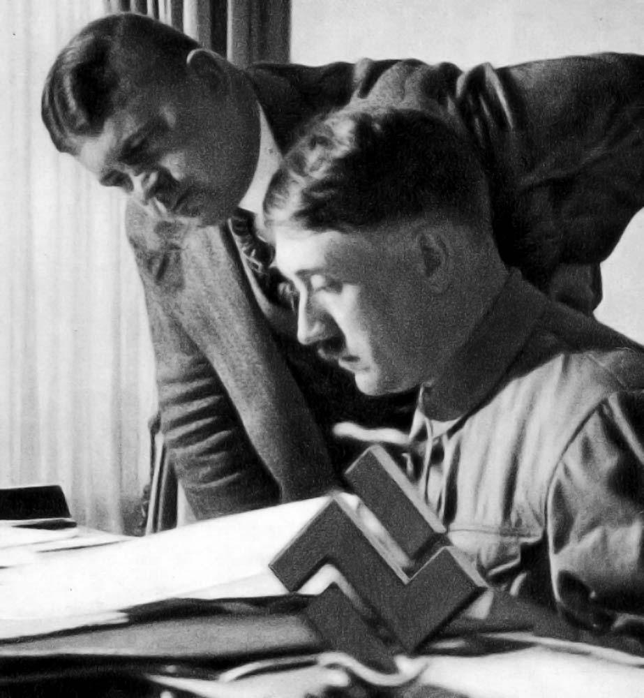Adolf Hitler a Ernst Röhm