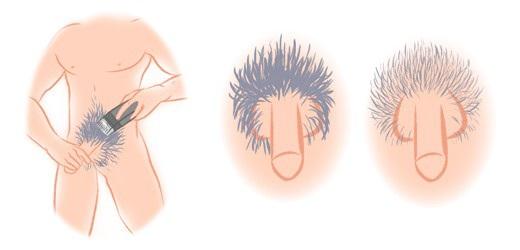 Jak se oholit