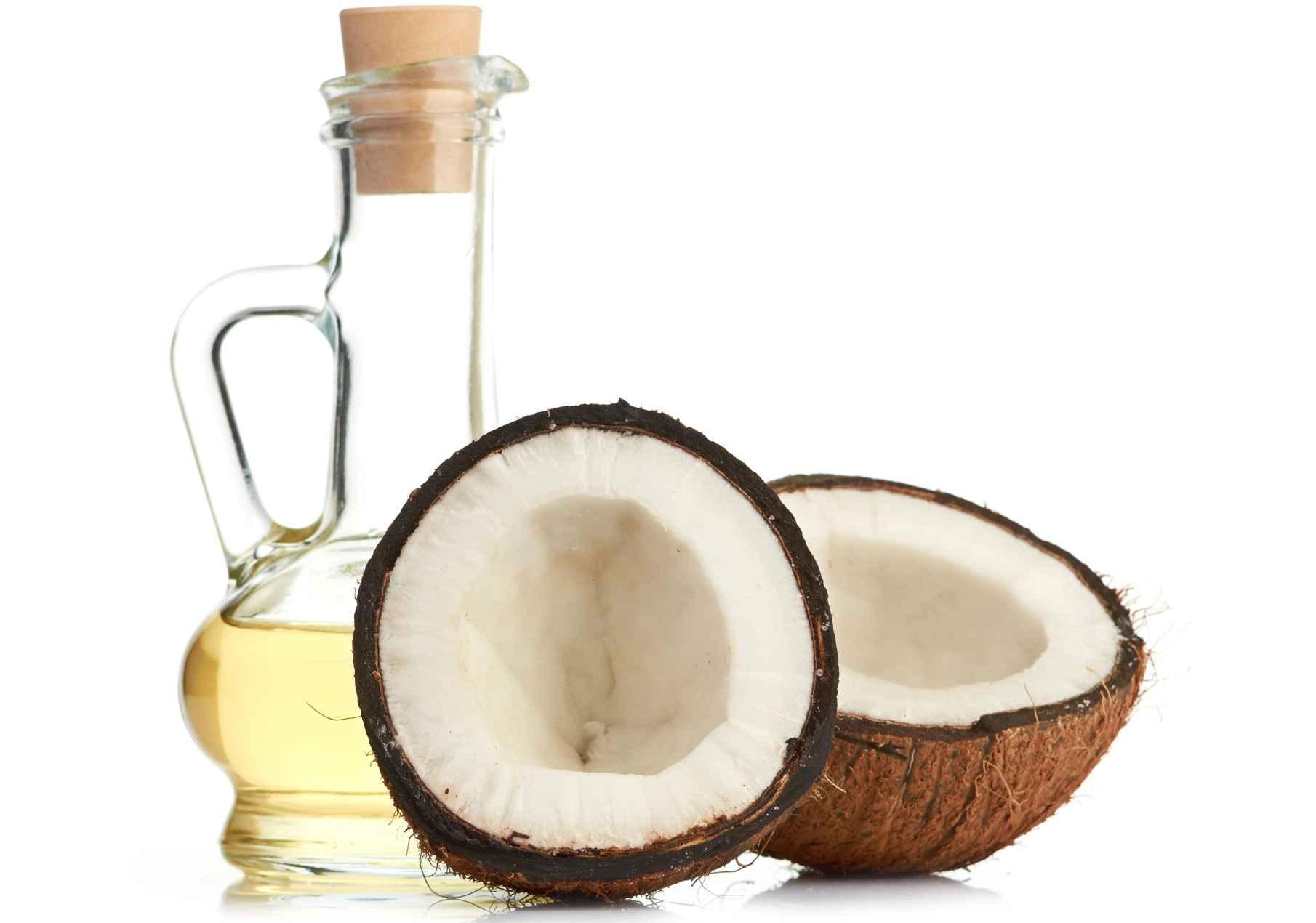 Kokosový olej - exotika s erotikou?