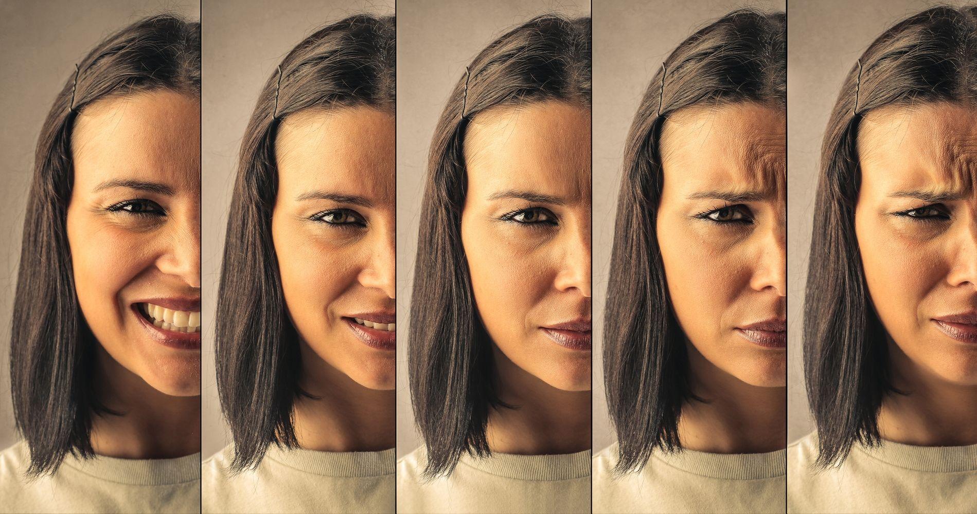 Změny nálad jsou během menopauzy obvyklé