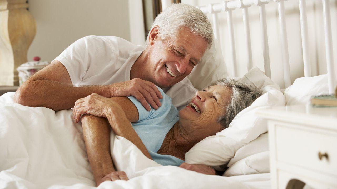 Nástup menopauzy neznamená konec sexuálního života