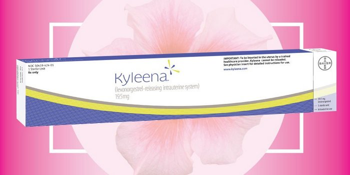 hormonální nitroděložní tělísko Kyleena