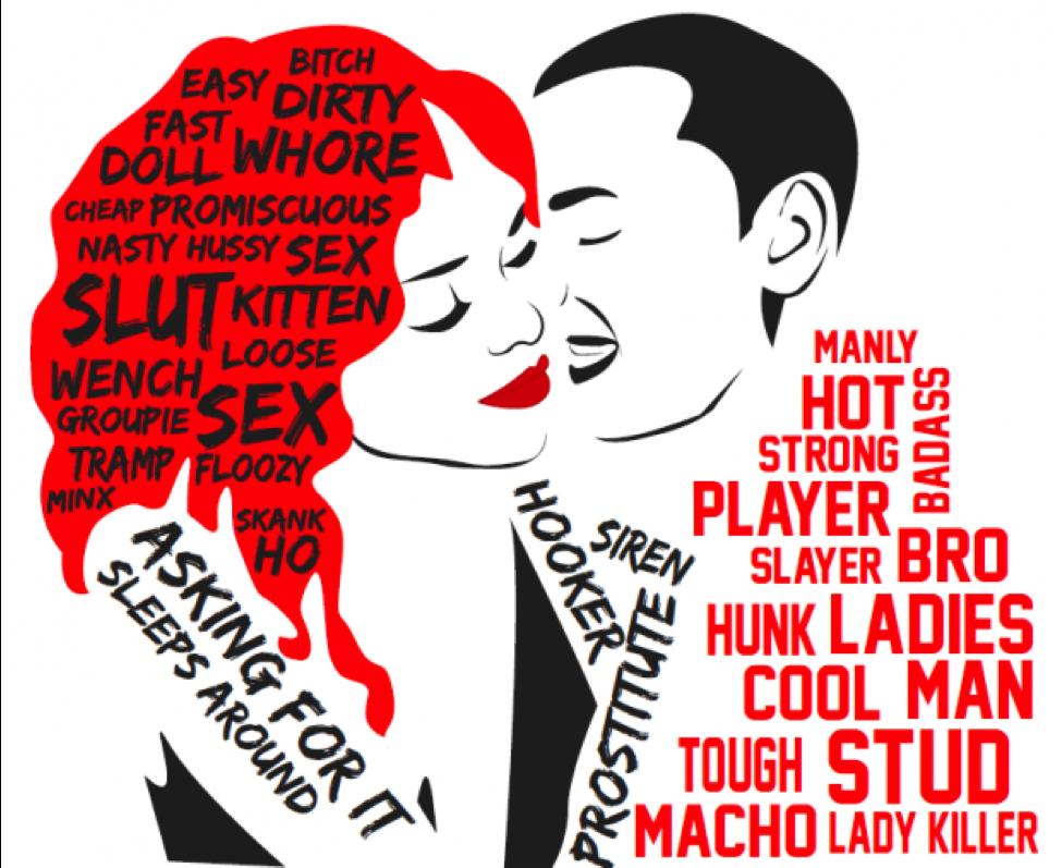 názvy pro promiskuitní muže a ženy