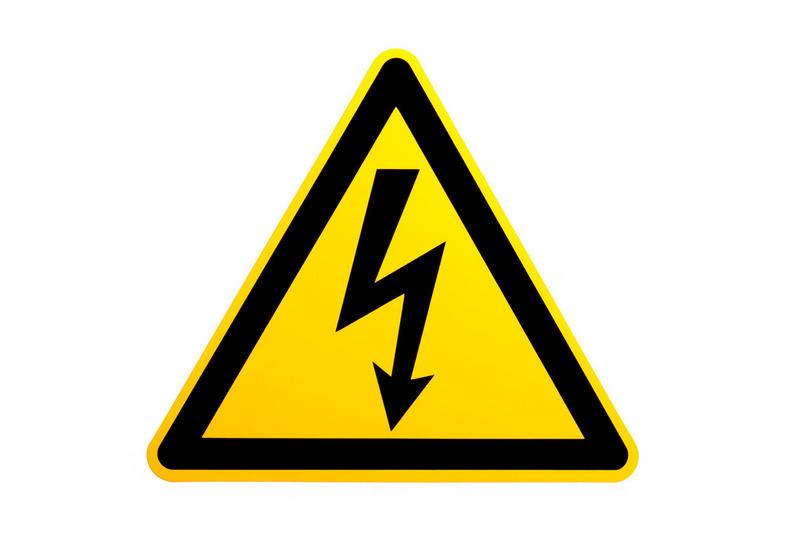 Nebezpečí elektrického proudu