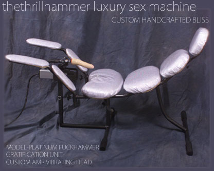 thrillhammer sex machine