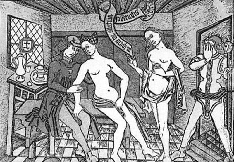 Священные блудницы: Как работала проституция в Древнем Египте, Риме и Вавил