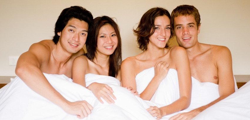 Čtyřka v posteli