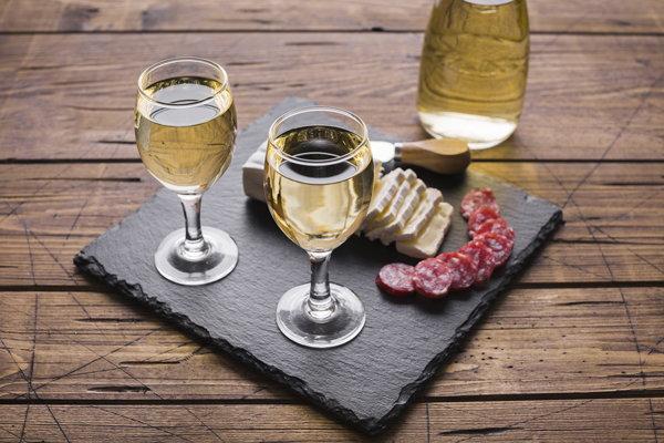 Jídlo a víno