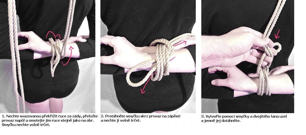 Bondage návod 1