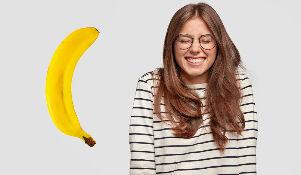 Typy penisu – banán