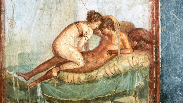 Prostituce v antickém Řecku