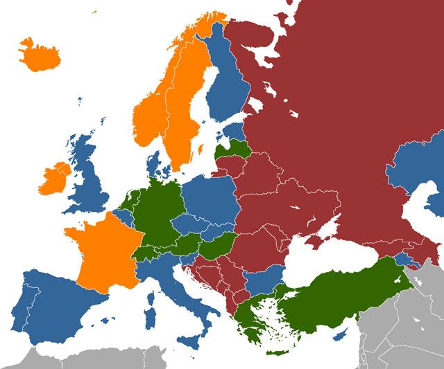 Prostituce v Evropě