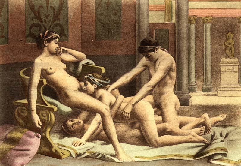 Mature ladies practising femdom
