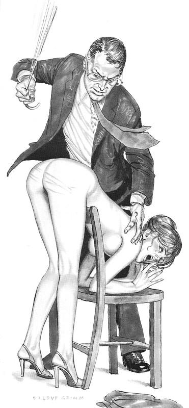 Spanking and masturbation stories