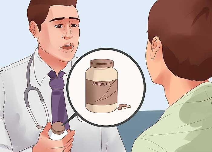 Léčba antibiotiky