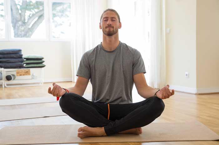 Naučte se dlouhý a relaxovaný dech.