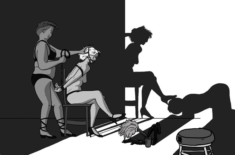 Switching BDSM, změna rolí