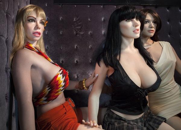 Sex doll, silikonová panna, real doll, umělá panna, anča