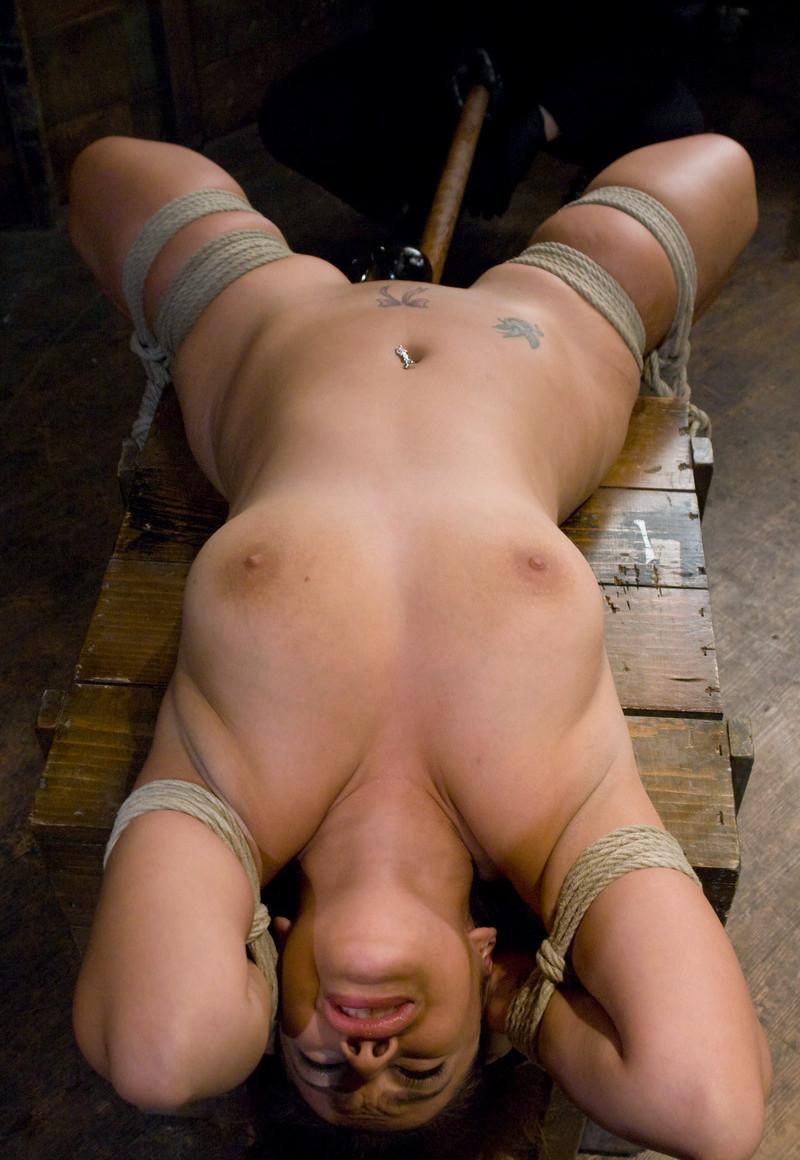 Provazová bondage, Rope Bondage